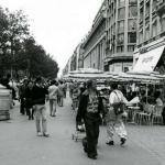 Photo Franklin Roosevelt aux Champs Elysées