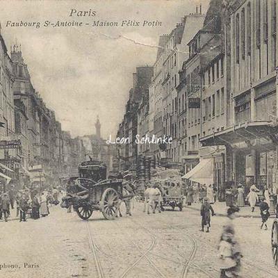 Photo-phono - Fbg St-Antoine Felix-Potin