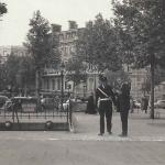 Photo - Sortie entre Av.Marceau et Champs-Elysées