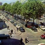PI 63 - Avenue des Champs-Elysées et l'Arc de Triomphe