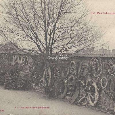 1 - Le Mur des Fédérés
