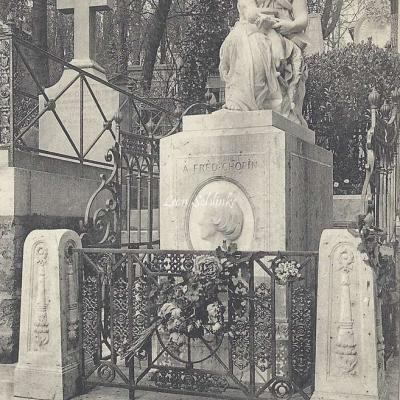 16 - Monument de Chopin, Compositeur