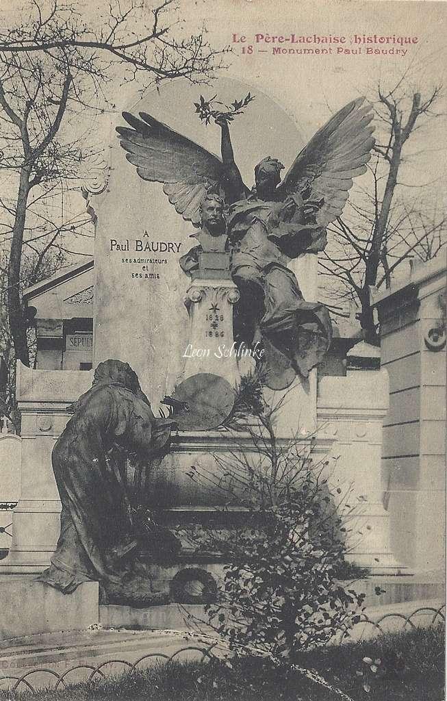 18 - Monument Paul Baudry
