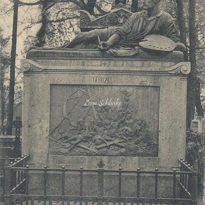 22 - Monument du Peintre Géricault