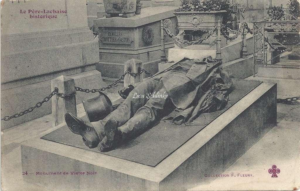 24 - Monument de Victor Noir