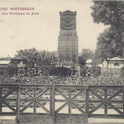38 - Monument des Victimes de Juin