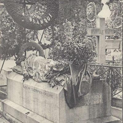 40 - Tombeau d'Adolphe Blanqui