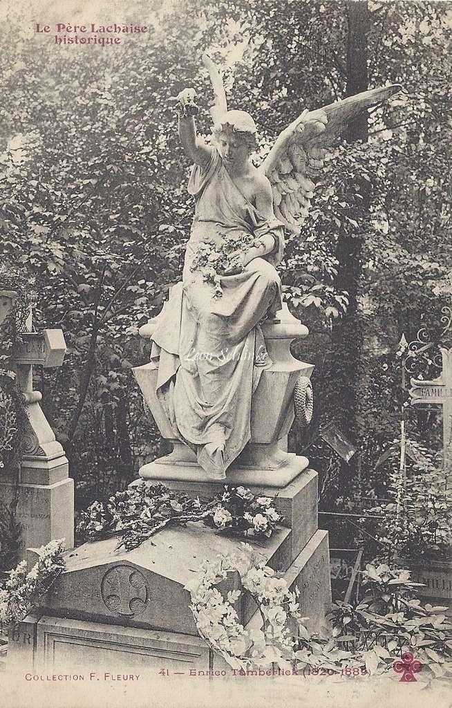 41 - Enrico Tamberlick (1820-1889)