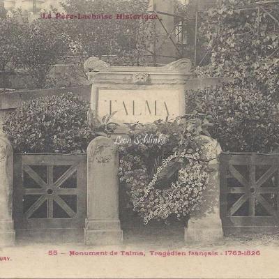 55 - Monument de Talma