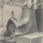 Père Lachaise - Fleury 57 - L'Art Nouveau - Tombe d'Ernest Coilliot