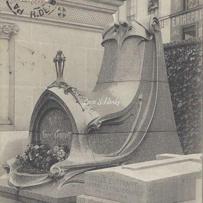 FF - Le Père Lachaise (FLEURY n° 51 à 100)