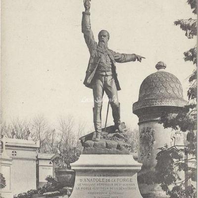 89 - Monument d'Anatole de la Forge