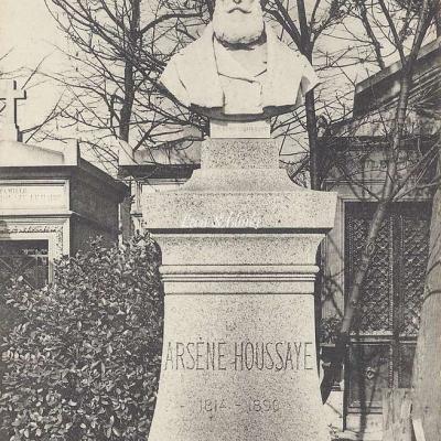 91 - Monument de la Famille Arsène Houssaye