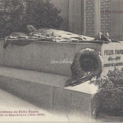 95 - Tombeau de Félix Faure