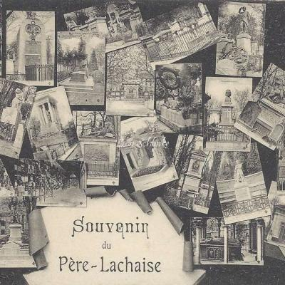 Souvenir du Père-Lachaise