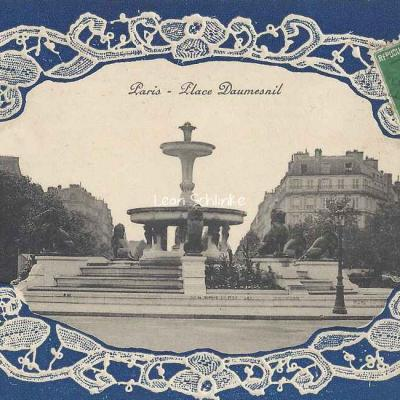 Place Daumesnil