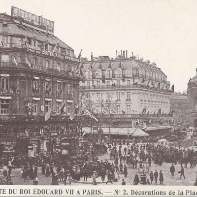 Champagne Bulteaux 2 - Place de l'Opéra