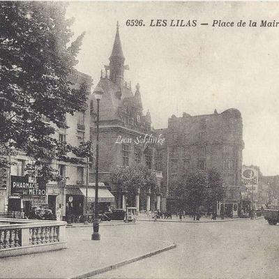 EM 6526 - Place de la Mairie