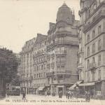 FF 904 - Place de la Nation à l'Avenue Dorian