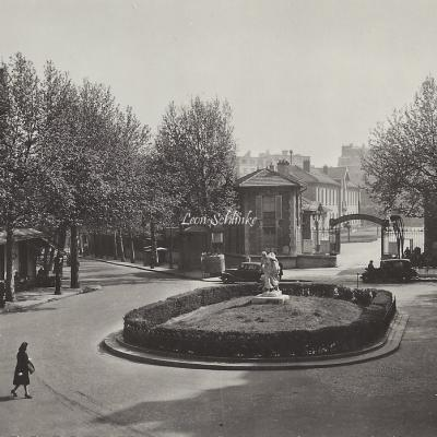 Place du Danube, Hôpital Hérold - Yvon 652