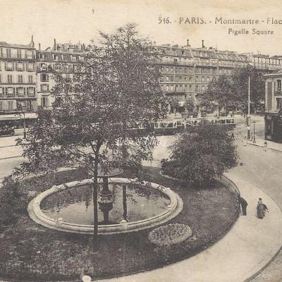 AP 546 - Place Pigalle