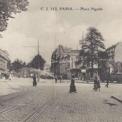 CJ 115 - Place Pigalle