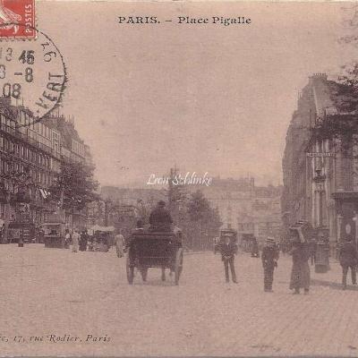 David papeterie - Place Pigalle