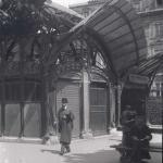 Photo Edicule Guimard Place de l'Etoile