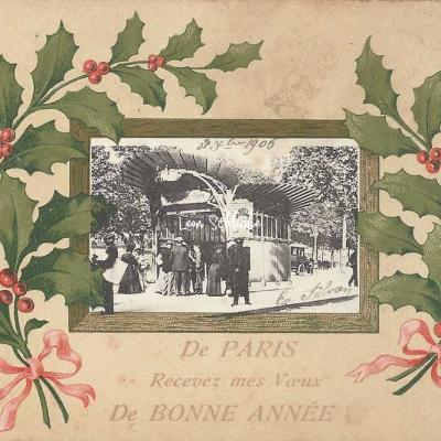 PLD - De Paris Recevez mes Voeux de Bonne Année