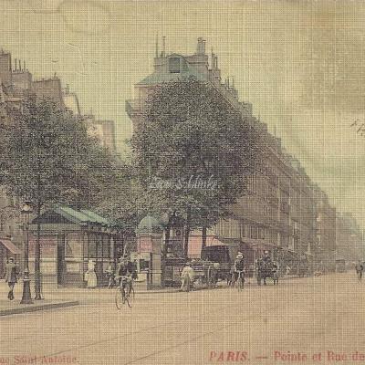 Leon Tabacs - Pointe et Rue de Rivoli
