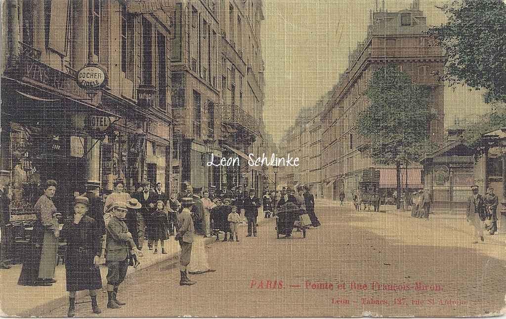 Leon Tabacs - Pointe et Rue Francois-Miron