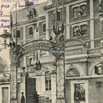 Porte Monumentale (Ed.Lacaze)