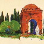 Porte monumentale