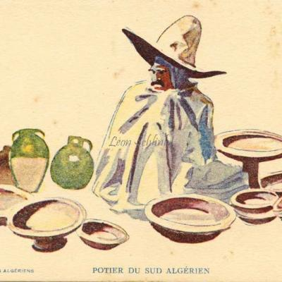 Potier du Sud Algérien