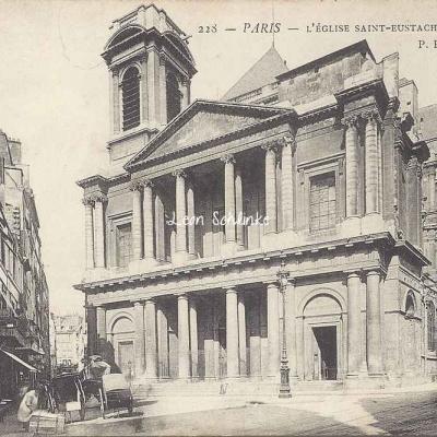 PPC 228 - Eglise St-Eustache