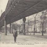 FF 968 - Rampe du Metropolitain Boulevard de l'Hôpital