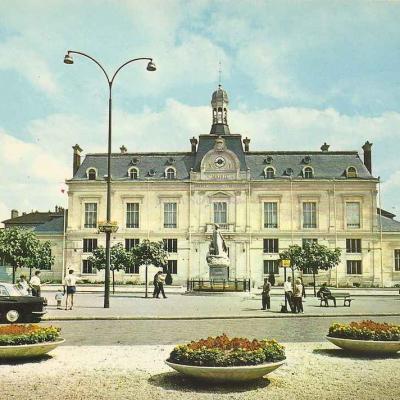 Raymon 93-181 - Saint-Ouen, la Mairie