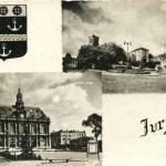 Raymon A. - IVRY-SUR-SEINE - L'église - La mairie