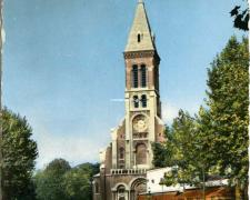 Raymon - SAINT-OUEN (Seine) - L'église
