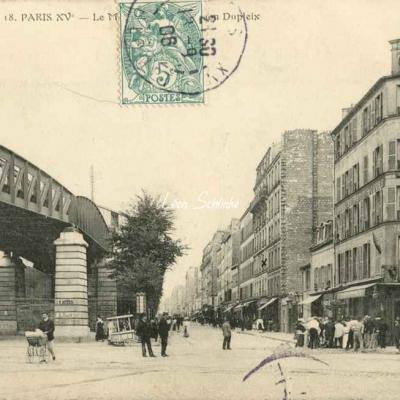 Richer 18 - Le Métropolitain - Station Dupleix