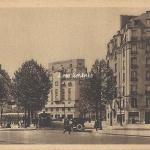 Richert Coll. - Place Stéphane-Mallarmé - Boulevard Berthier