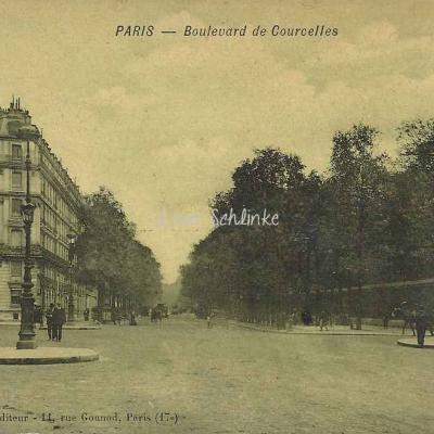 Rodier C. - Boulevard de Courcelles