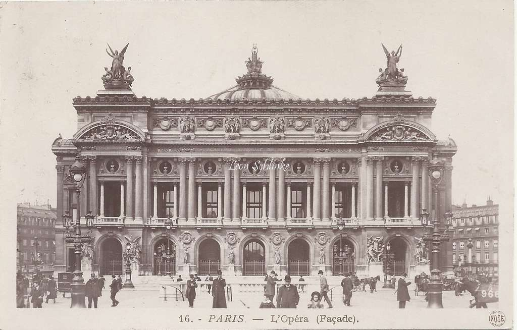 ROSE 16 - L'Opéra