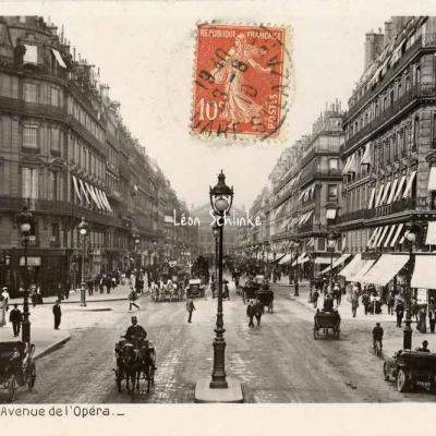 Rose 195 - L'Avenue de l'Opéra