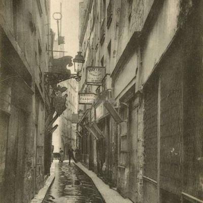 Rue Brisemiche