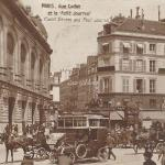 FF 63 - Rue Cadet et le Petit Journal