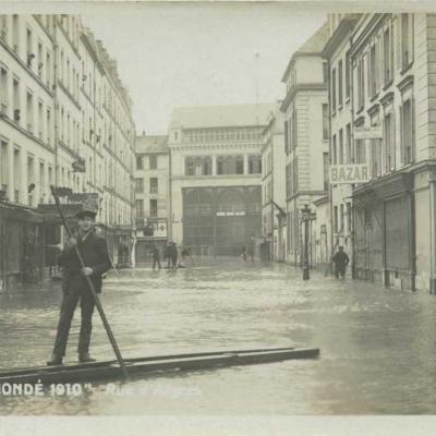 Rue d'Aligres