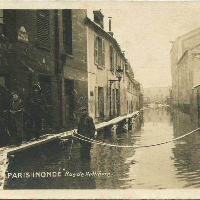 Rue de Bellièvre