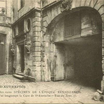 Rue de Jour, 25