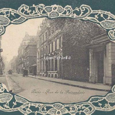 Rue de la Faisanderie